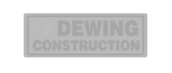 dewing construction logo link